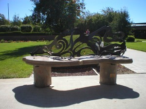 rest-bench-by-library-300x225